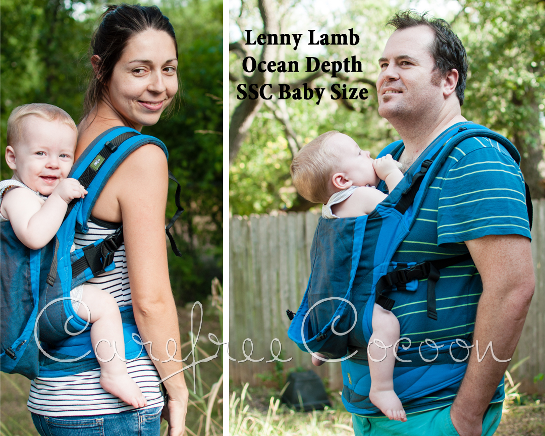 Lenny Lamb Ocean Depth standard SSC Carefree Cocoon 01