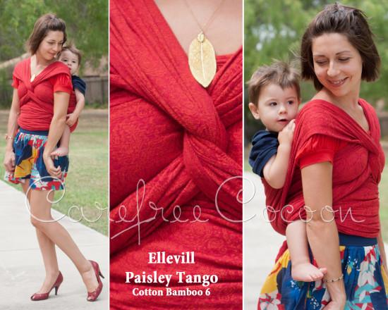 ellevill paisley tango cc