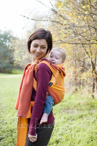 Didymos Didytai Stripes Martin wrap conversion mei tai review Carefree Cocoon 13