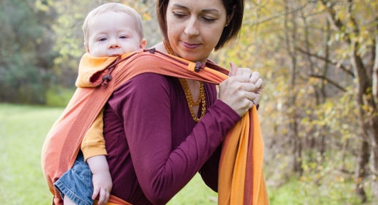 Didymos Didytai Stripes Martin wrap conversion mei tai review Carefree Cocoon 12