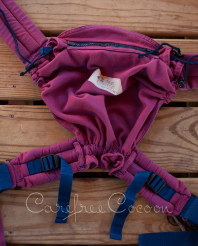 Storchenweige Storch Baby Carrier Mei Tai Violet Review Carefree Cocoon 26