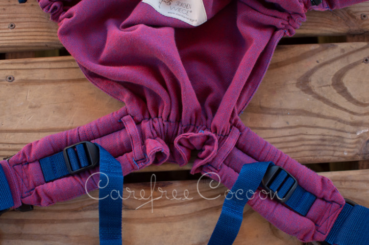 Storchenweige Storch Baby Carrier Mei Tai Violet Review Carefree Cocoon 23