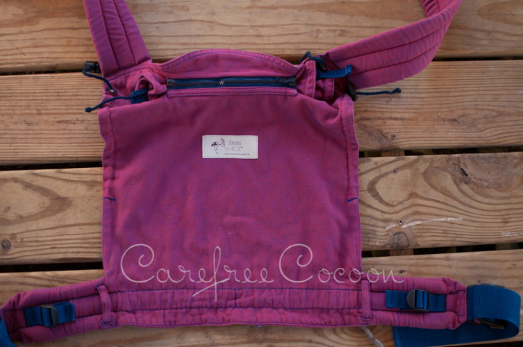 Storchenweige Storch Baby Carrier Mei Tai Violet Review Carefree Cocoon 21