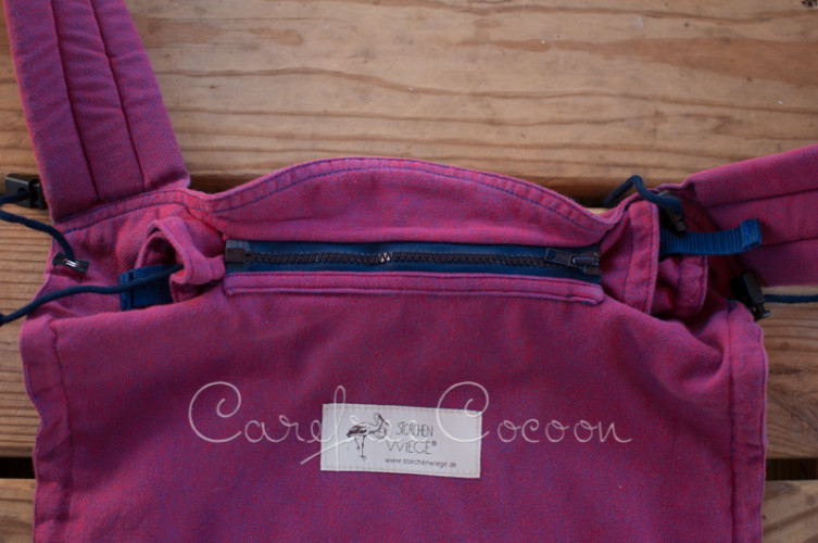 Storchenweige Storch Baby Carrier Mei Tai Violet Review Carefree Cocoon 20