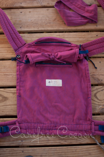 Storchenweige Storch Baby Carrier Mei Tai Violet Review Carefree Cocoon 19