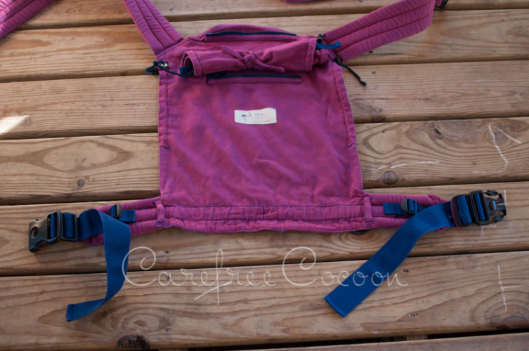 Storchenweige Storch Baby Carrier Mei Tai Violet Review Carefree Cocoon 15