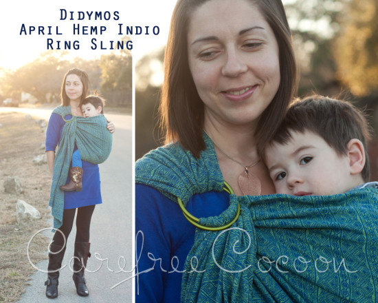 didymos april hemp RS cc