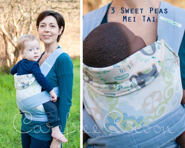 3 sweet peas cc