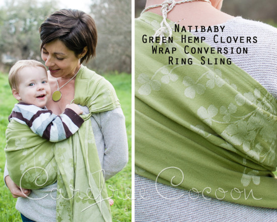 natibaby clovers rs cc