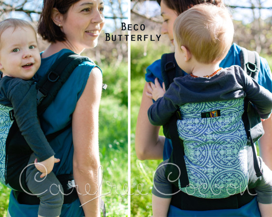 beco butterfly cc