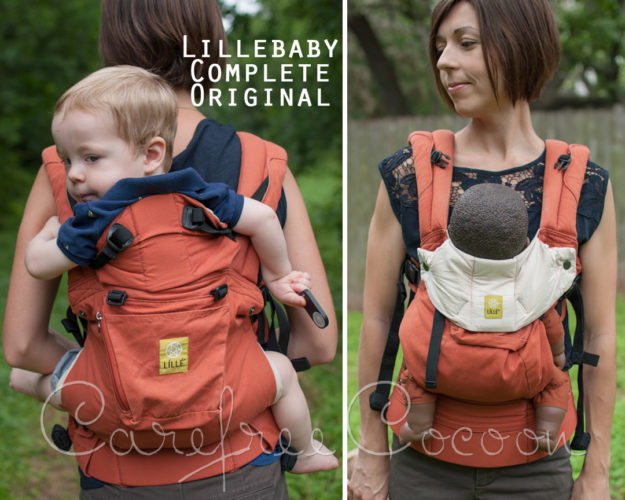 lillebaby orange