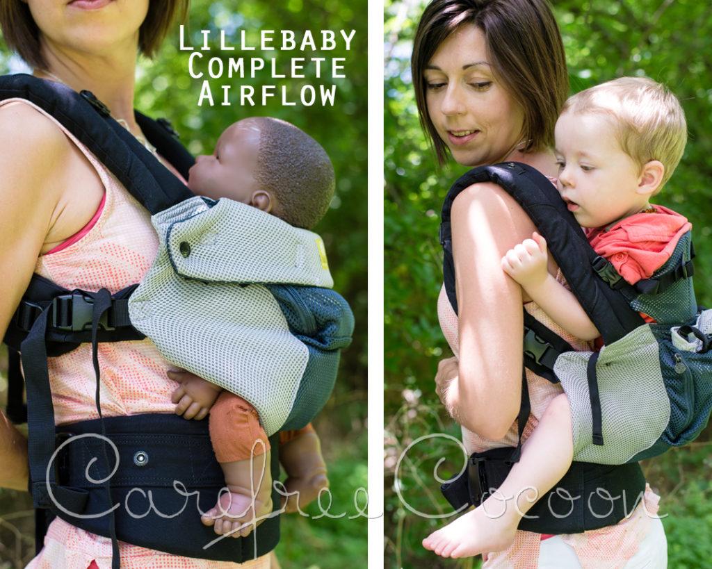 lillebaby airflow