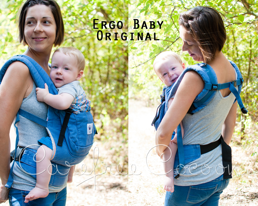 ergo baby 2 year old